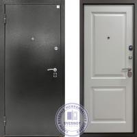 Дверь Алмаз Турмалин Белый софт