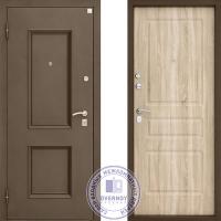 Дверь Алмаз 1 Руст 2