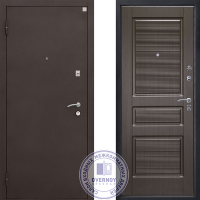 Дверь Алмаз-11 Венге