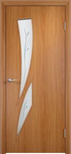 Дверь С-2 (Ф) Миланский орех
