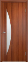 Дверь С-6 Итальянский орех