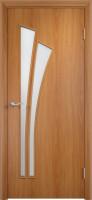 Дверь С-7 Миланский орех