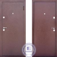 Дверь Гермес Стандарт Металл | Металл