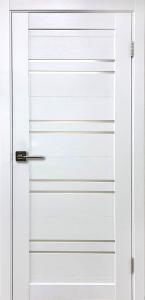 Дверь Грация-6 Сандал белый