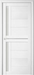 Дверь Палермо-1 Белый жемчуг